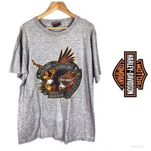 HARLEY DAVIDSON T-Shirt Sz L
